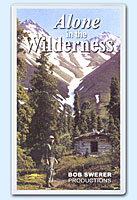 Buy Alone in the Wilderness on VHS (Dick Proenneke)