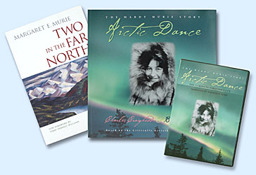 Buy the Arctic Dance Book-DVD package by Charles Craighead & Bonnie Kreps