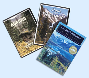 Alone in the Wilderness, DVD and VHS available, the story of